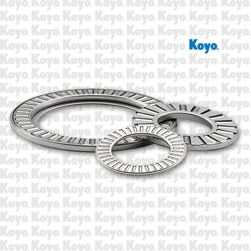 thrust bearing type: Koyo NRB FNT-5070 Needle Roller Thrust Bearings