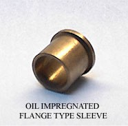 sleeve bearing type: Boston Gear (Altra) FB1014-6 Plain Sleeve & Flanged Bearings