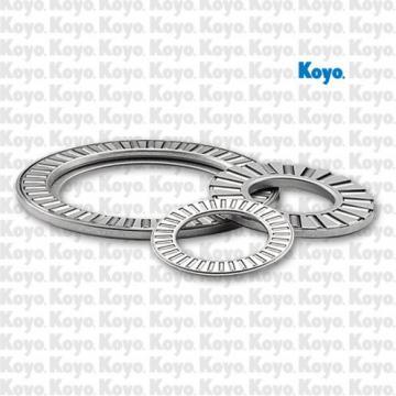 series: Koyo NRB NTA-411;PDL125 Needle Roller Thrust Bearings