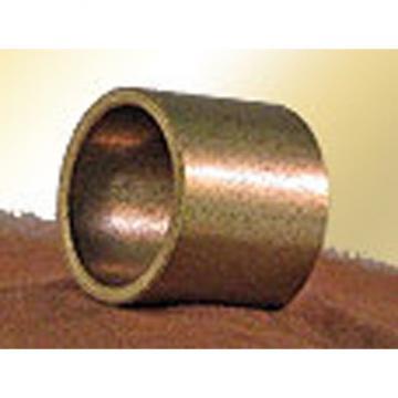 manufacturer catalog: Bunting Bearings, LLC EP313732 Plain Sleeve & Flanged Bearings