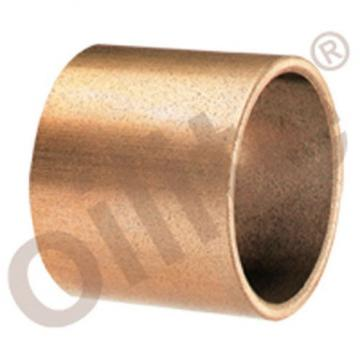 material specification: Oilite AA304-33 Plain Sleeve & Flanged Bearings