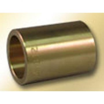operating temperature range: Bunting Bearings, LLC CB222816 Plain Sleeve & Flanged Bearings