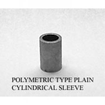 maximum p value: Boston Gear (Altra) NS68-4 Plain Sleeve & Flanged Bearings