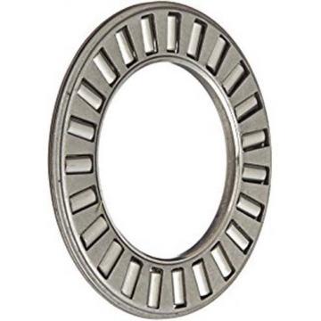 bearing width: Koyo NRB K.81104TVPB Needle Roller Thrust Bearings