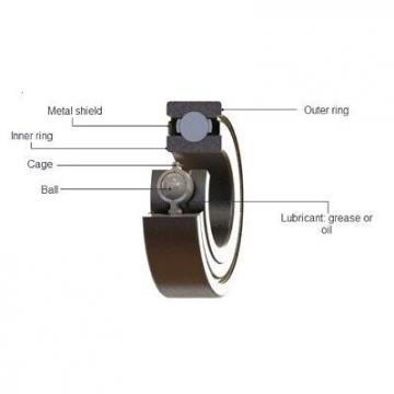 Seals or Shields: FAG 6312-2zr-c3-fag Radial Ball Bearings